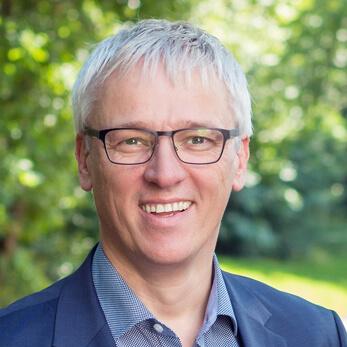Das Bild zeigt Markus Feldmann, Geschäftsführer der GFO